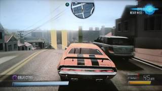 Driver: San Francisco, Chapter #5, Story #9: Test Drive