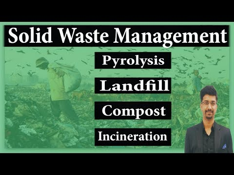 Solid waste Management | Treatment and Disposal | Environmen