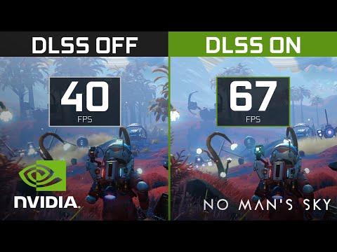 No Man's Sky | 4K NVIDIA DLSS Comparison