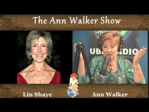 Comedy Ninja Award Recipient Lin Shaye on the Ann Walker Show