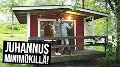 Juhannus Minimökillä!