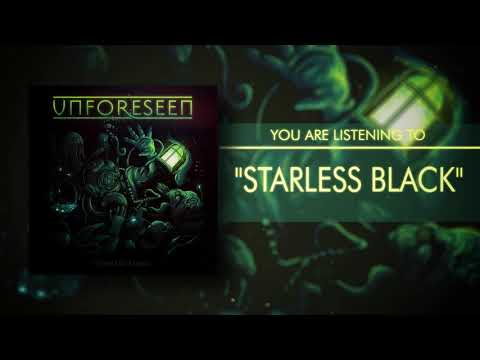 UNFORESEEN - Starless Black (Starless Black // LP)