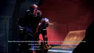 Mass Effect 2 - Turian preparations