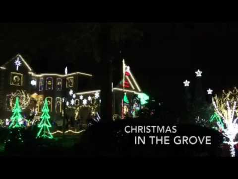 Christmas in the Grove '16 - YouTube