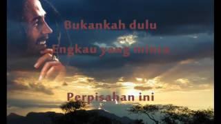 Reagge ~ Terlambat Sudah ( Full Lyric + Background Fresh )