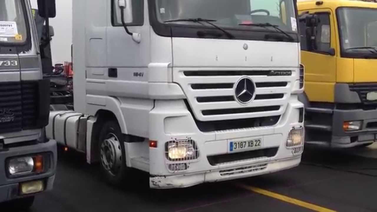 سيف للشاحنات والمعدات الثقيلة المانيا الاتحادية بلجيكا 2013