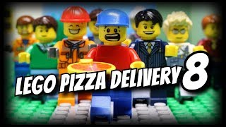 Lego Pizza Delivery 8