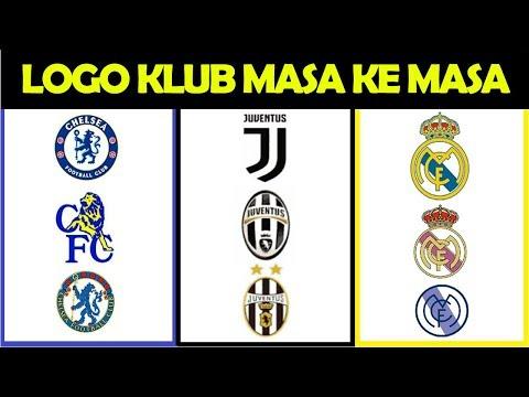 30 Logo Klub Sepakbola Dunia Dari Masa ke Masa.