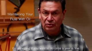 Native American Flute Maintenance