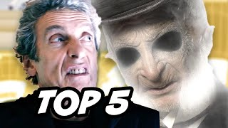 Doctor Who Series 9 Episode 3 - TOP 5 WTF and Easter Eggs