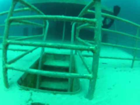 Ferry wreck Bermuda