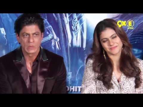 UNCUT: 'Gerua' Song Launch DILWALE   SRK, Kajol Devgn, Rohit Shetty, Varun Dhawan   Full Event