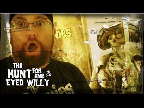 THE HUNT FOR ONE EYED WILLY - The St. Augustine Pirate & Treasure Museum - Matt's Rad Show