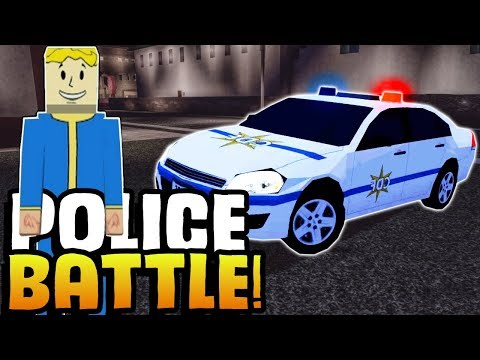 POLICE BATTLE AND UNDERWATER BASE TUNNEL! - Voxel Turf Gameplay Roleplay - City Building Game!