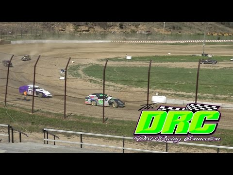 Brushcreek Motorsports Complex | 4.17.16 | Sunday Funday #3 | Sport Mods | Heat 1