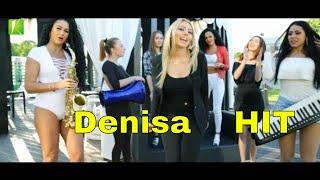 Denisa - Dragoste mare - manele noi [oficial video] Mai 2016