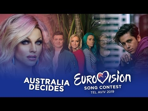 eurovision-2019-(eurovision---australia-decides/australian-national-selection)---top-10