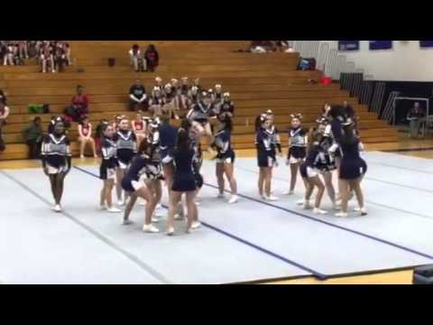 Paramus Competition Cheer at Wayne Valley High School