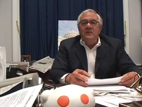 reddit.com interviews Barney Frank (5 of 5)