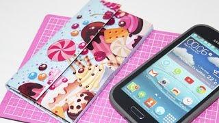 Capinha de Celular com Caixa de Leite Personalizada – DIY – Segredos de Aline
