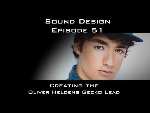 Creating the Gecko Oliver Heldens Lead Sound Design Episode 51