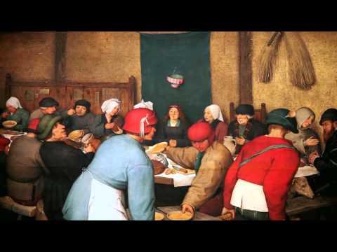 """Pieter Bruegel'in """"Köy Düğünü"""" İsimli Tablosu (Sanat Tarihi / Avrupa'da Rönesans ve Reform)"""