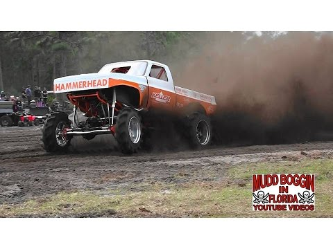 HAMMERHEAD Pro Mega Truck...2015' Season Promo...Mud Racing Upfront