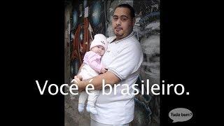 Brazilian Portuguese Lesson 2 DIALOG