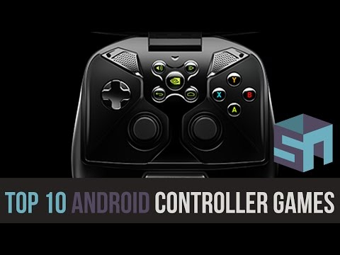 Top 10 Android Games To Play Using A Controller