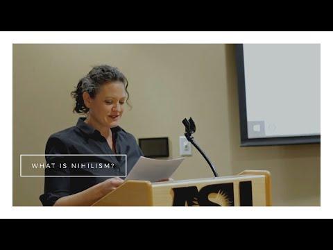 Post-Nietzschian Nihilism  |  Dr. Kelly Burton - Philosophy Out West