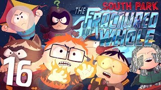 SOUTH PARK THE FRACTURED BUT WHOLE Walkthrough Gameplay Part 16: Chaos Theory