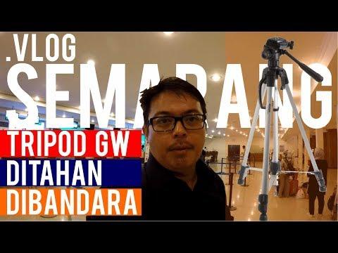 TRIPOD GW DITAHAN DI SEMARANG - TRAVEL TO SEMARANG PART 02