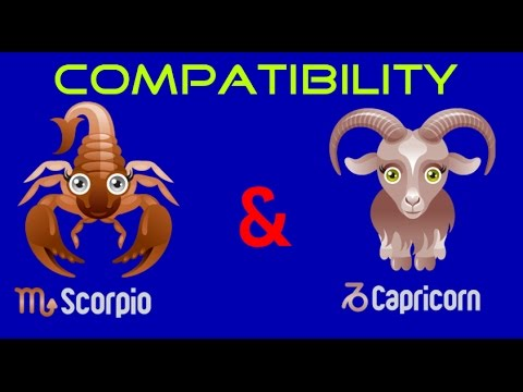 Scorpio & Capricorn Sexual & Intimacy Compatibility