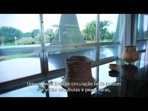 Por dentro do Palácio da Alvorada, residência oficial dos presidentes do Brasil