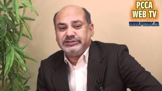Nusrat Hussain on PCCA WEB TV