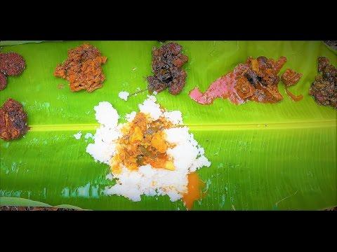 Non-Veg Full Meals - Non-Veg Virundhu (Feast) - Mutton / Lamb Special - Village Food