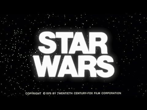 The original 1977 STAR WARS Crawl in HD - Star Wars video - Fanpop