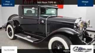 Used 1931 Buick TYPE 60 in Costa Mesa, CA