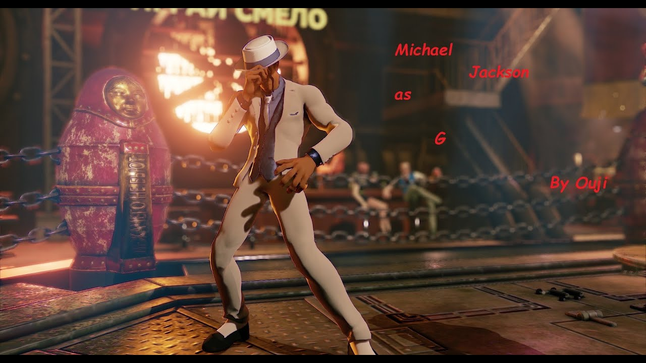 SFV - Best G Mod Ever - The Smooth President