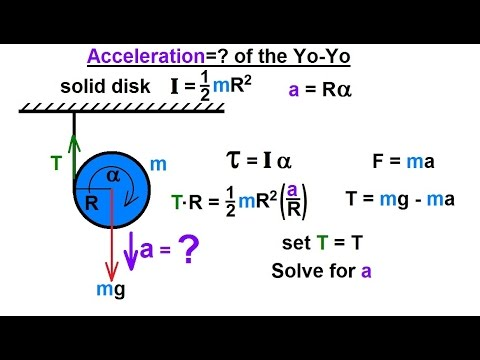 the physics of a yo yo By trang do physics of the yo-yo what makes a yoyo spin kinetic energy gyroscopic stability keeps the yo-yo spinning in one direction and it's axis of rotation does not change.
