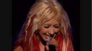 Скачать Christina Aguilera Contigo En La Distancia Live My Reflection HD