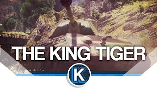 War thunder | tiger 2 p | king of the jungle