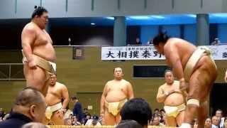 2014年10月17日(金)、秦野巡業に行って来ました! 豪栄道(Goeido)に...