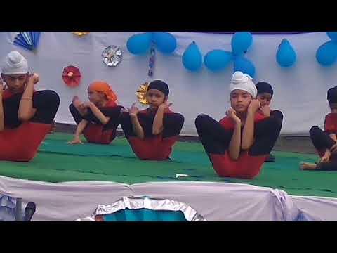 Yoga by akal academy chogawan