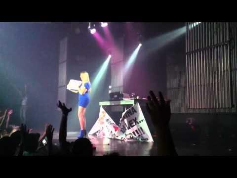 DJ Shine -  han pasado el control @ Twice Rave (Flexx) [HD]