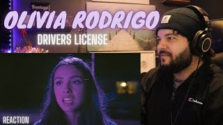 Olivia Rodrigo | drivers license | (Official Video) Reaction