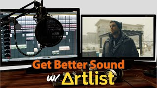 Make Your Videos SOUND BETTER with Artlist
