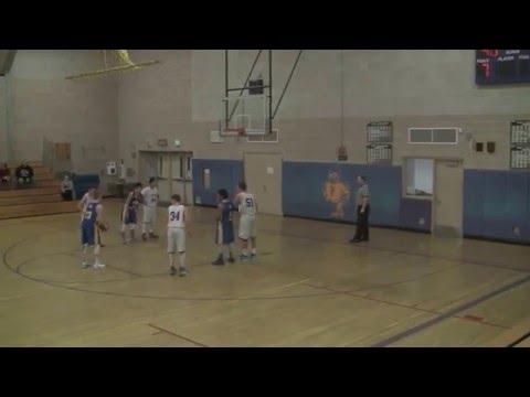 PJHS 8th Boys Basketball vs Santa Rosa Middle School - clip 7