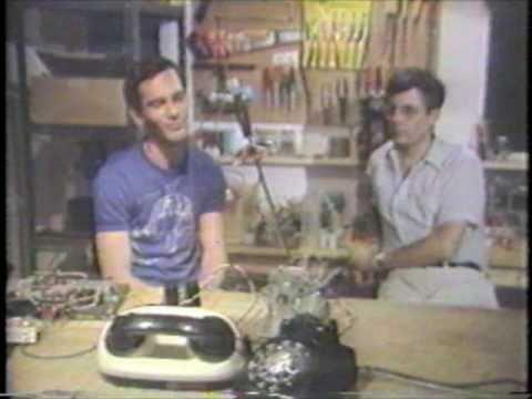 Tech Art  in 1986