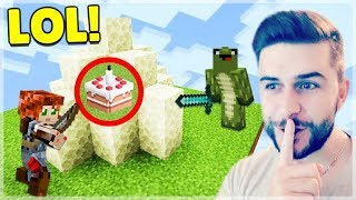 TROLLING NOOBS ON MCPE HIVE MINI-GAMES! - Winning 3 Games In A Row! (MCPE Servers)